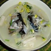 鱼头豆腐豆芽汤