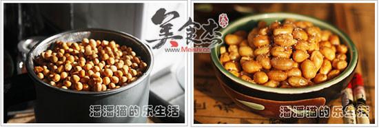 油酥黄豆的做法图解