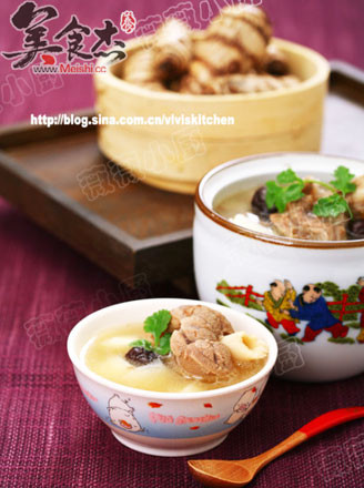 羊骨山药红枣汤的做法