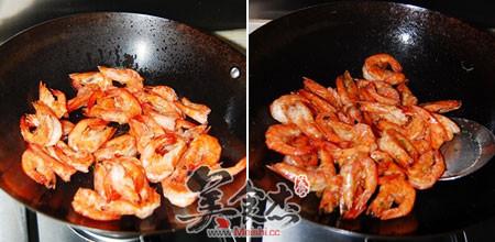 椒盐基围虾的家常做法