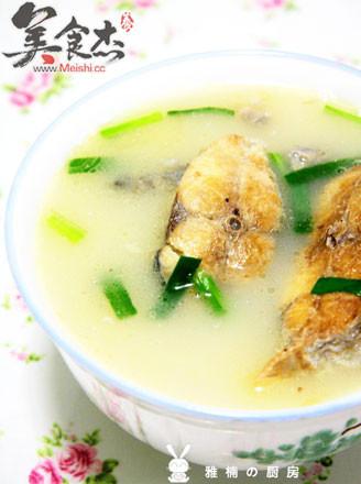 鲅鱼汤的做法