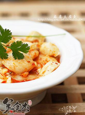 麻婆豆腐鱼的做法