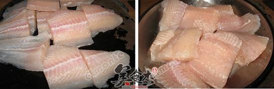 干煎龙利鱼片的做法图解