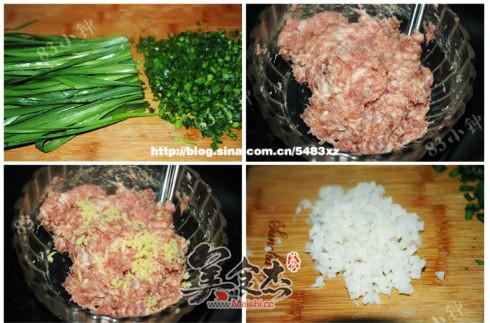 猪肉韭菜饺子的做法大全