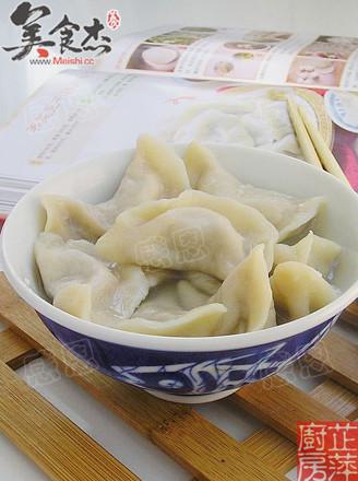 芹菜豬肉餃子的做法