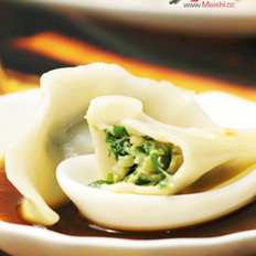 猪肉韭菜饺子