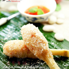 椰香甘蔗蝦