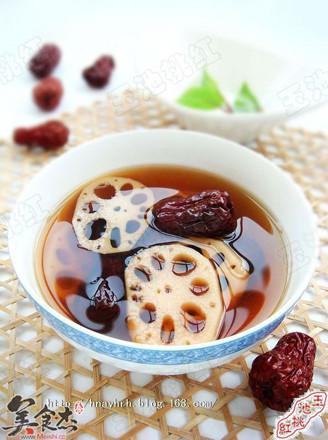 罗汉果莲藕甜汤的做法