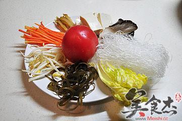 什锦素砂锅的做法大全