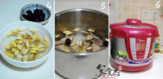 党参黄芪鸡汤的家常做法