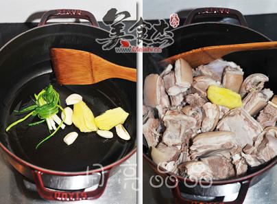 红烧羊肉的简单做法