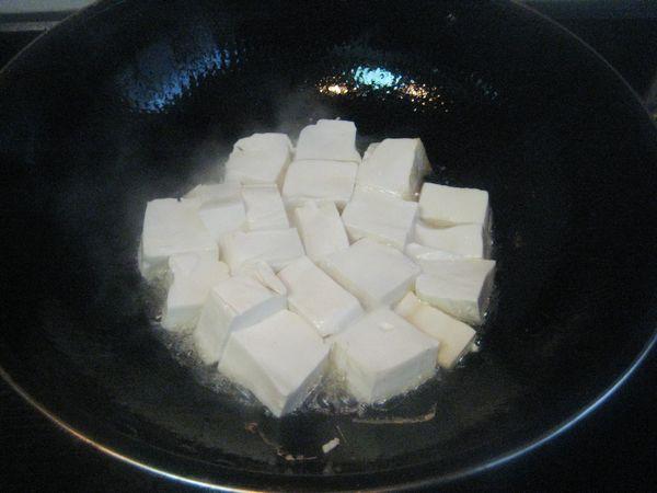 黑木耳豆腐炖白菜的做法图解