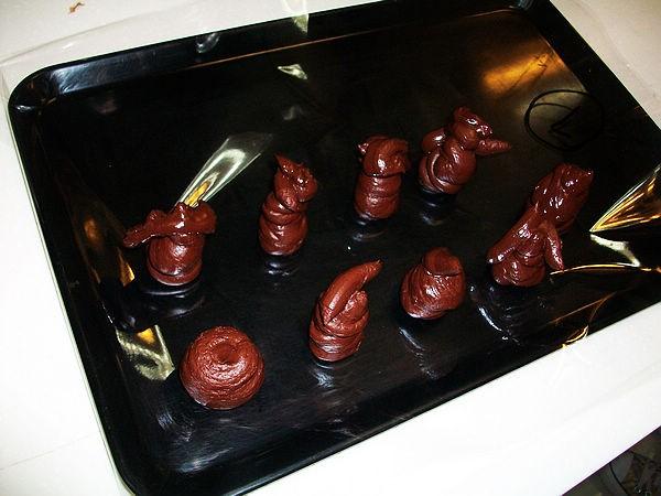 手工巧克力怎么煮