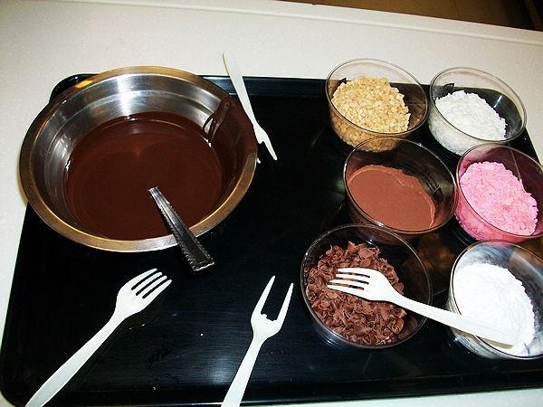 手工巧克力怎样做