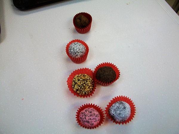 手工巧克力的制作方法