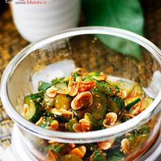 韩式黄瓜泡菜