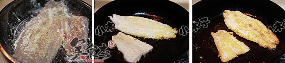 香煎龙利鱼的家常做法