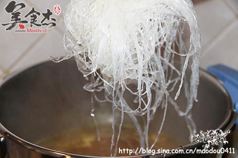 咖喱牛肉粉丝汤怎么煮