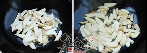 杏鲍菇炒荷兰豆的家常做法