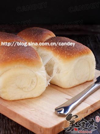 花生油面包的做法