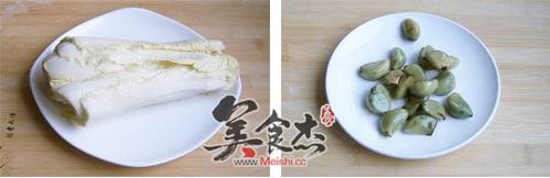 腊八蒜炒白菜的做法大全