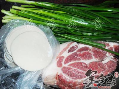 春韭鲜肉锅贴的做法大全