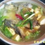 鲳鱼豆腐汤