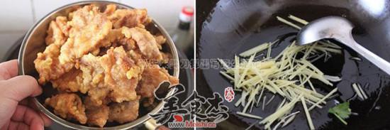 东北锅包肉怎么吃