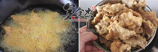 东北锅包肉的简单做法