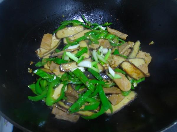 龙井豆干炒肉怎么煮