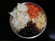 咖喱包菜土豆汤的做法大全