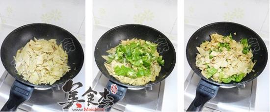 青椒炒干豆腐怎么做