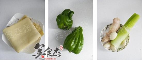青椒炒干豆腐的做法大全