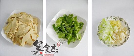 青椒炒干豆腐的家常做法