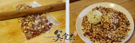 香煎花生豆腐饼怎么做