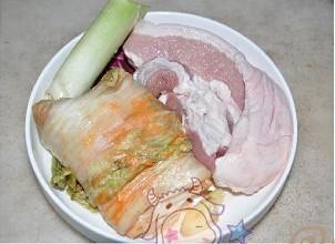 辣白菜烧五花肉的做法大全