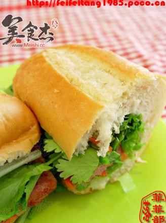 越南面包的做法
