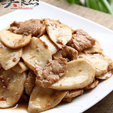蚝油杏鲍菇