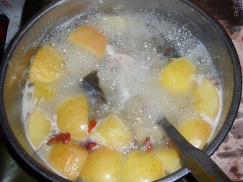 苹果生鱼汤怎么炒