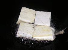 臭豆腐烩毛豆的做法图解