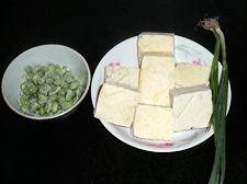 臭豆腐烩毛豆的做法大全