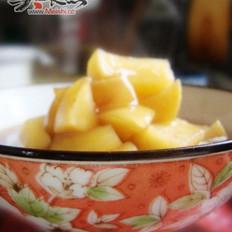 红豆桂圆汤煲苹果