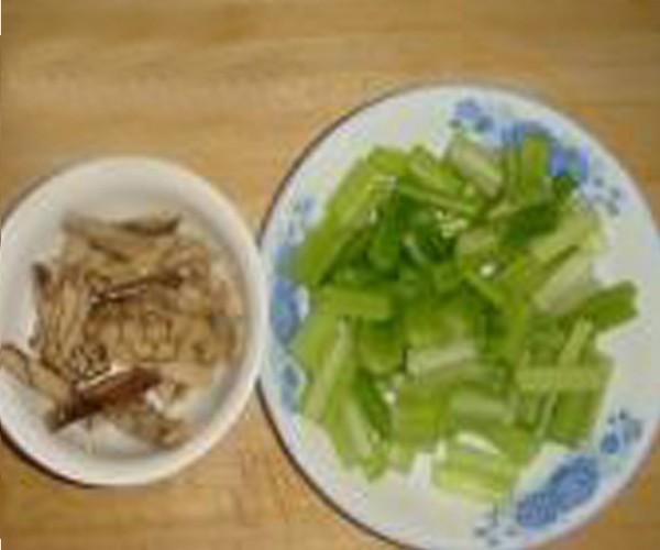 素炒芹菜豆腐干的做法大全