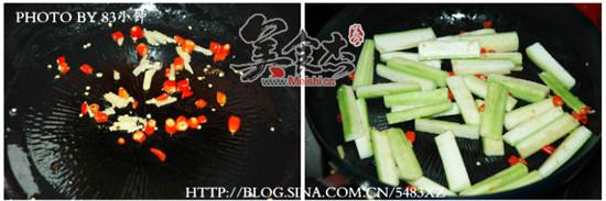 油条炒丝瓜的家常做法