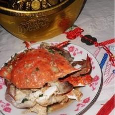 蔥爆大海蟹
