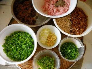 牛肉青椒蒸饺的简单做法