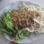 蒜蓉黄瓜拌金针菇