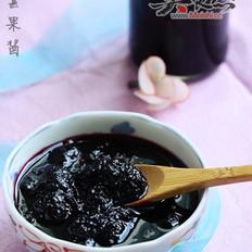 自制桑葚果醬