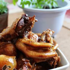 压锅大鹅炖土豆