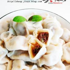 香菇鹿肉水饺